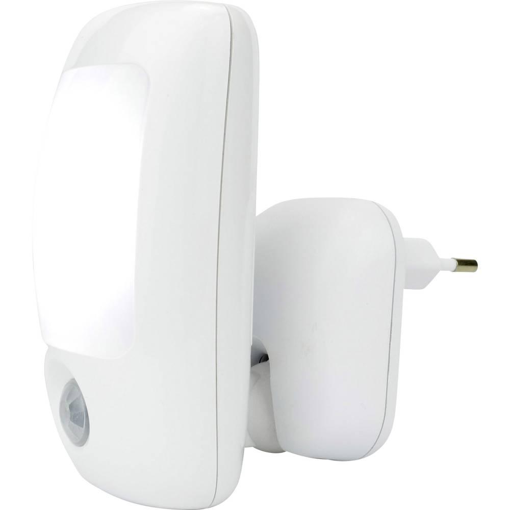 Majhna prenosna lučka z detektorjem gibanja LED X4-LIFE 701445 X4-LIFE Security 3-v-1 LED bele barve