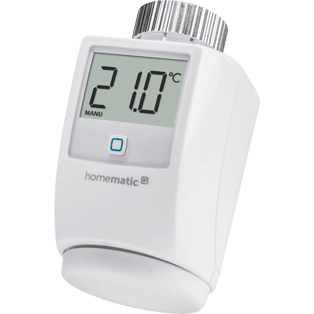 HomeMatic IP bežični radijatorski termostat HMIP-eTRV domet maks. (na otvorenom) 150 m