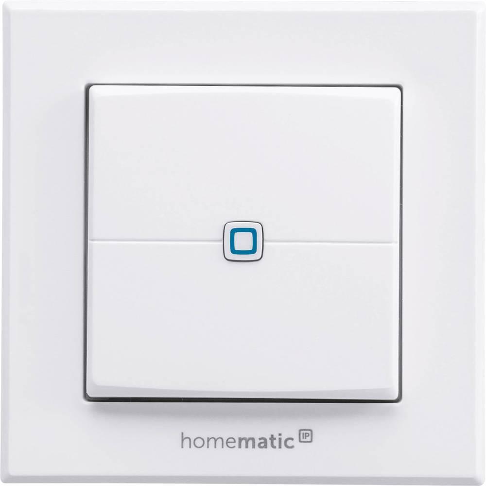 HomeMatic IP bežična zidni prekidač HMIP-WRC2 domet maks. (na otvorenom) 150 m