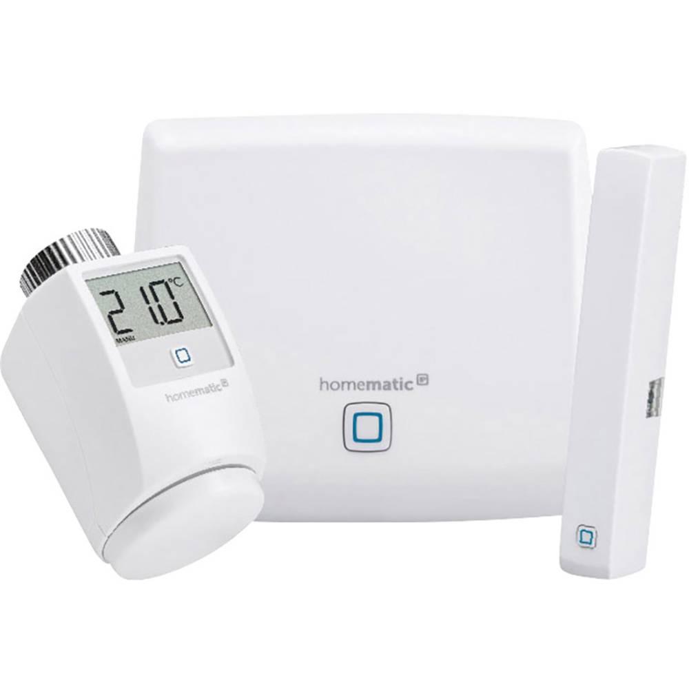 Homematic IP brezžični krmilnik za ogrevanje, komplet HmIP-SK1 domet maks. (na prostem) 150 m