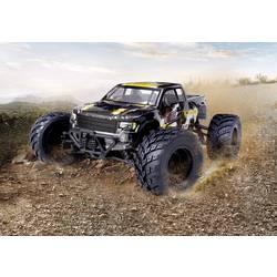 RC modellbil Monstertruck 1:10 XS Reely Core Borst motor Elektrisk 4WD RtR