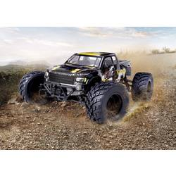RC-modelbil Monstertruck 1:10 XS Reely Core Brushed Elektronik 4WD RtR