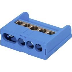 F-Tronic 7290002 FI-vijačna sponka modre barve