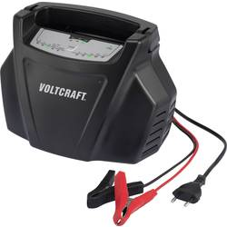 Blybatteri-oplader VOLTCRAFT BC-10 6 V, 12 V, 24 V Bly-gel, Blysyre, Bly-fleece