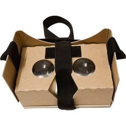 Virtualna očala Headmount Google 3D VR očala za pametne telefone V2