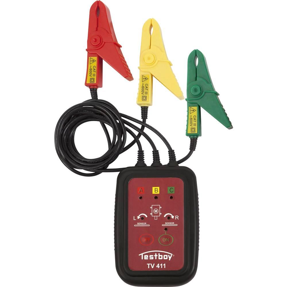 Testboy TV 411 brezkontaktni tester vrtilnega polja, multi tester multi-tester