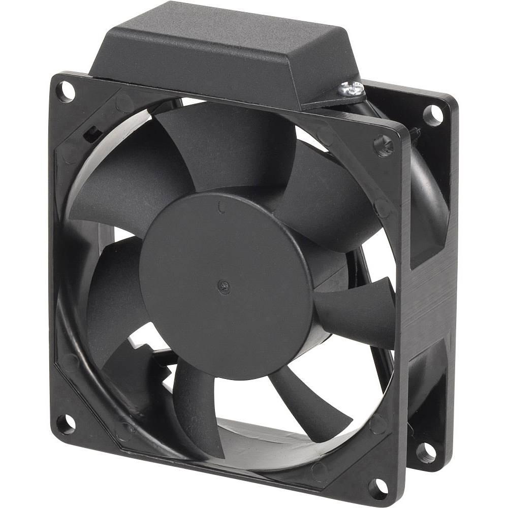 Aksijalni ventilator 230 V/AC 77.8 m/h (D x Š x V) 80 x 80 x 25 mm PROFAN Technology P2082HST