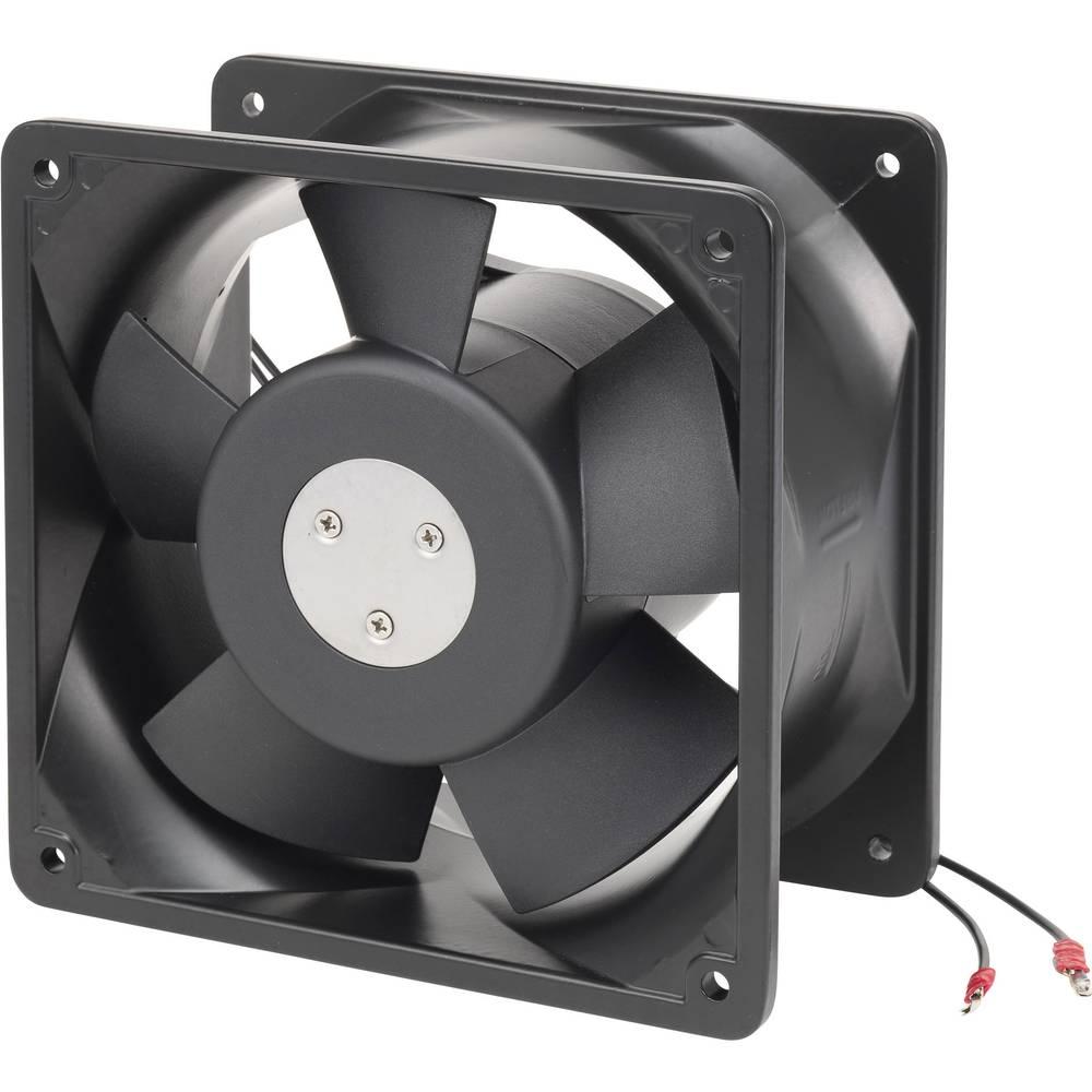 Aksial ventilator 230 V/AC 458 m³/h (L x B x H) 176 x 176 x 89 mm PROFAN Technology P2189HBL
