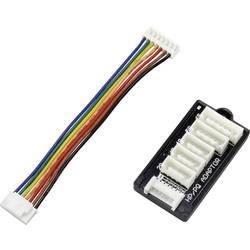 LiPo Balancer Board Utförande laddare: EH Utförande laddningsbart batteri: HP/PQ Lämplig för celler: 2 - 6 VOLTCRAFT