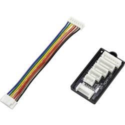 LiPo Balancer Board Utförande laddare: EH Utförande laddningsbart batteri: XH Lämplig för celler: 2 - 6 VOLTCRAFT