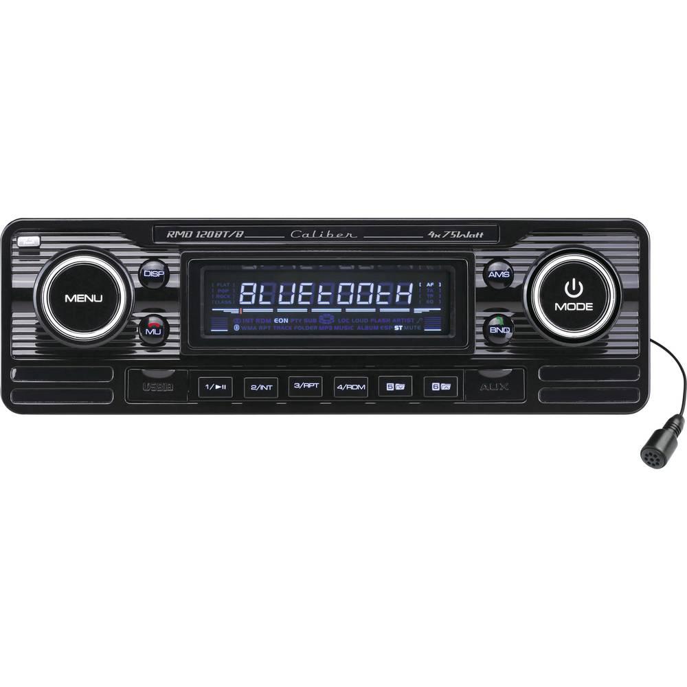 Avtoradio Caliber Audio Technology RMD-120BT/B