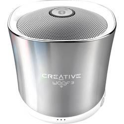 Bluetooth-högtalare Creative Woof 3 Högtalartelefonfunktion, SD Silver