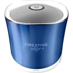 Bluetooth-högtalare Creative Woof 3 Högtalartelefonfunktion, SD Blå