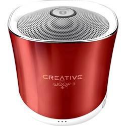 Bluetooth-högtalare Creative Woof 3 Högtalartelefonfunktion, SD Röd