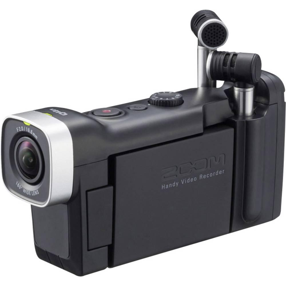 Prenosni avdio snemalnik Zoom Q4N, črn