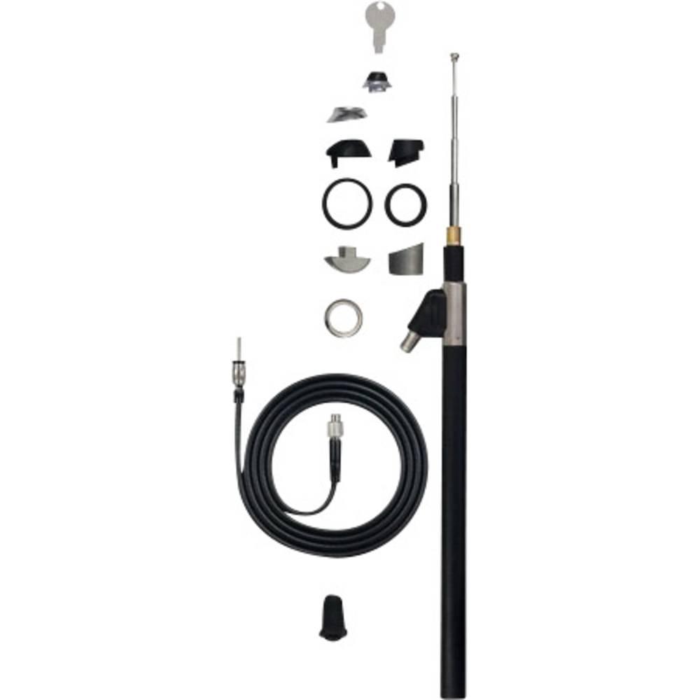 Zložljiva antena za avtoradio- AIV Teleskopska antena 0-38° 21°