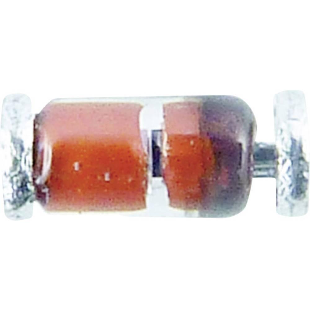 Zener dioda ZMM10 vrsta kućišta (poluvodič) SOD-80C Diotec Zener-napon 10 V snaga max. P(tot) 500 mW