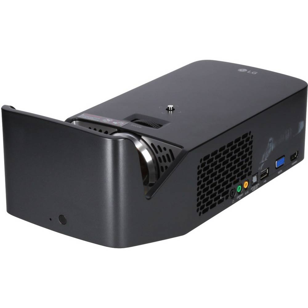 LED projektor LG Electronics PF1000U svjetlina: 1000 lm 1920 x 1080 HDTV 150000 : 1 crne boje