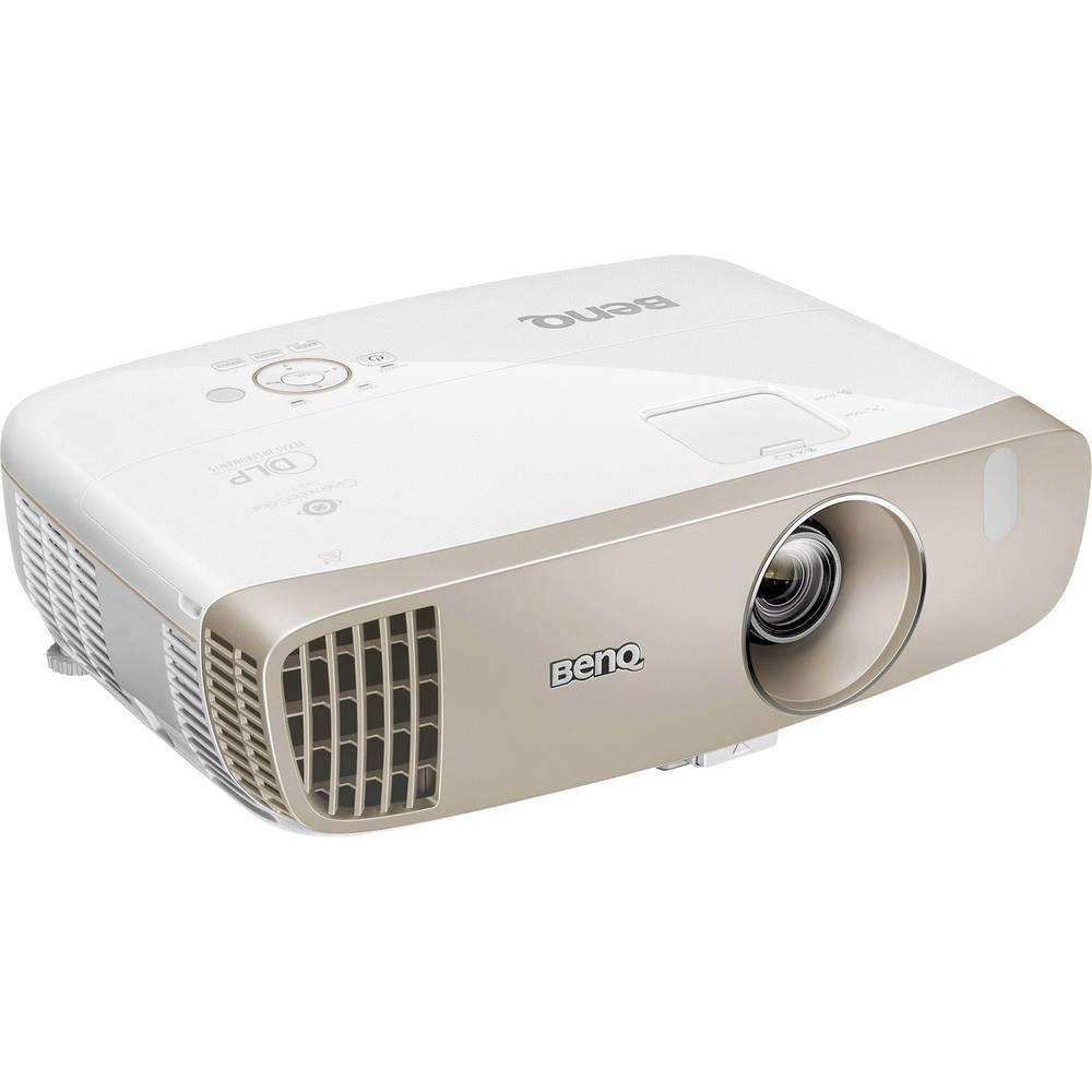 DLP projektor W2000 BenQ svjetlina: 2000 lm 1920 x 1080 HDTV 15000 : 1 bijela