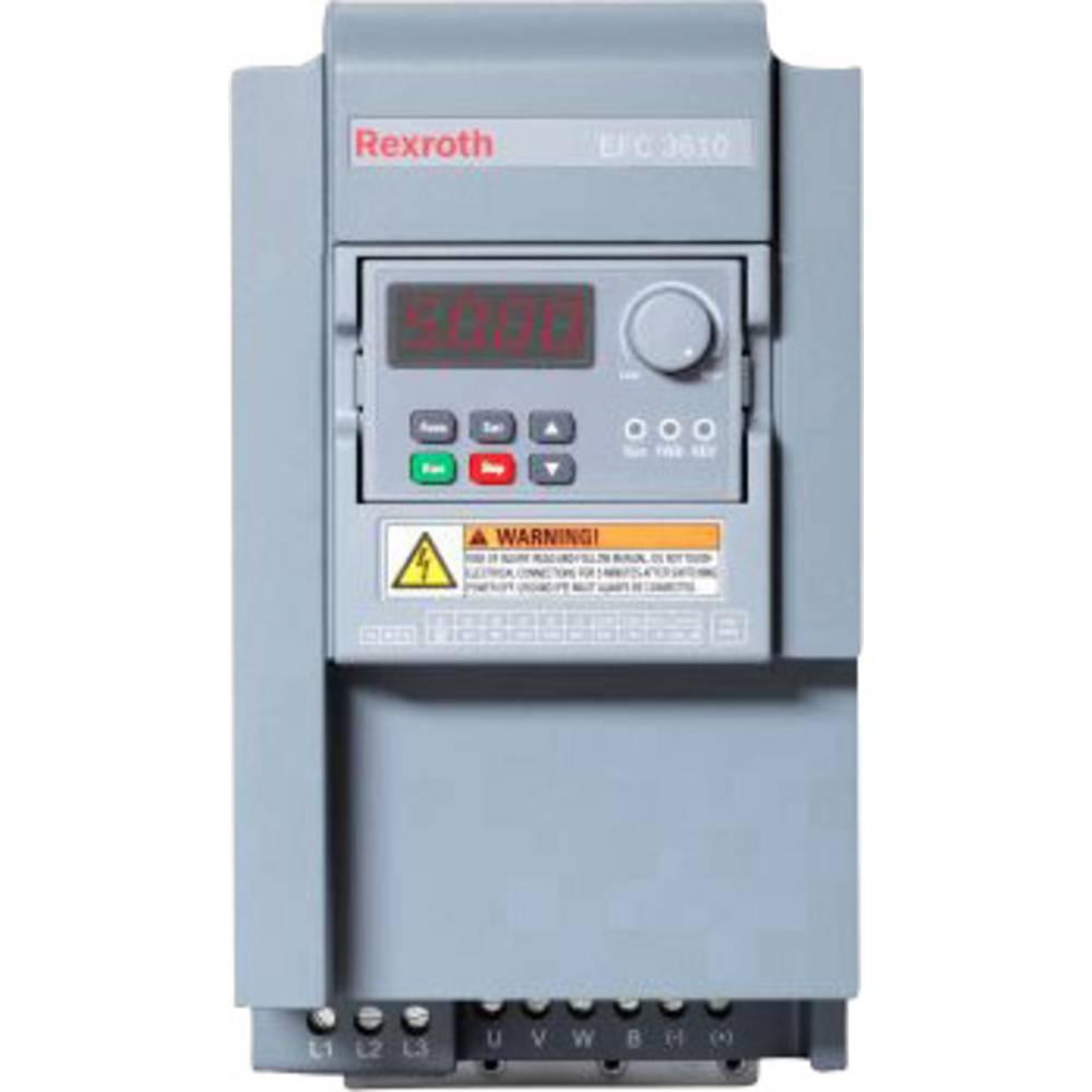 Frekvenčni pretvornik Rexroth by Bosch Group EFC 3610 R912005721, 3-fazni, 380 - 480 V/AC, 3 kW, EFC3610-3K00-3P4-MDA-7P