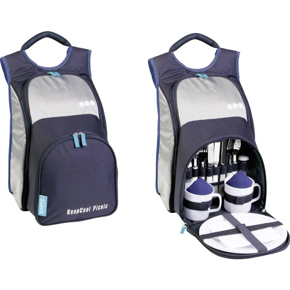 Hladilni nahrbtnik Travel in Style 10 Backpack Navy, srebrna 10 l energ. razred=n.rel. Ezetil
