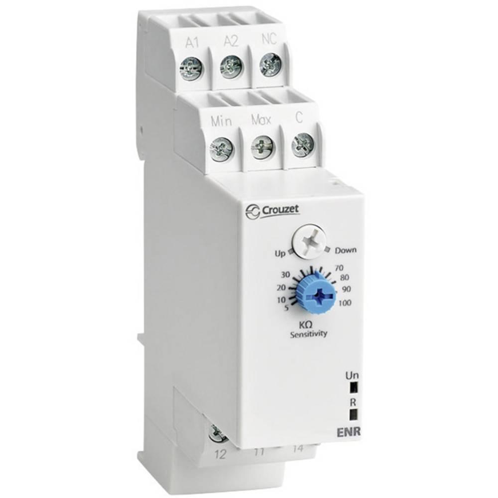 Überwachungsrelais (value.1445132) 24 V/DC, 24 V/AC, 240 V/DC, 240 V/AC 1 Wechsler (value.1345271) 1 stk Crouzet ENR Overvågning