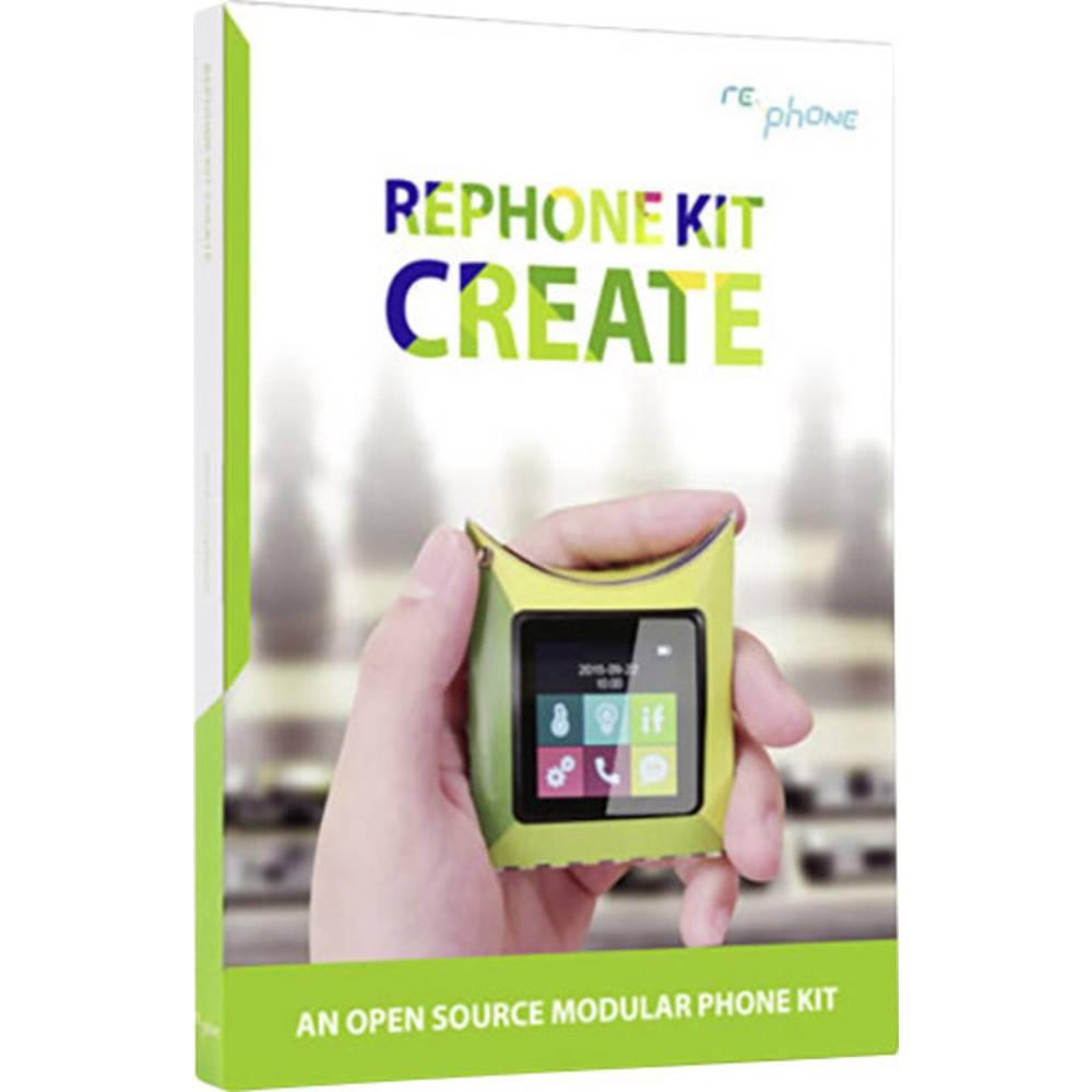 RePhone eksperimemntalni komplet, modularni komplet za izradu pametnog telefona