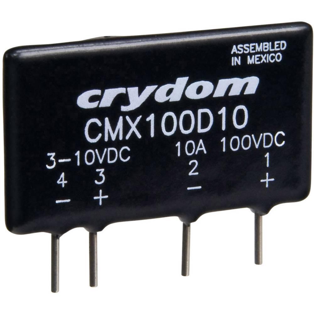 Halvlederrelæ 1 stk Crydom CMX100D6 Last-Strøm (maks.): 6 A Koblingsspænding (max.): 60 V/DC