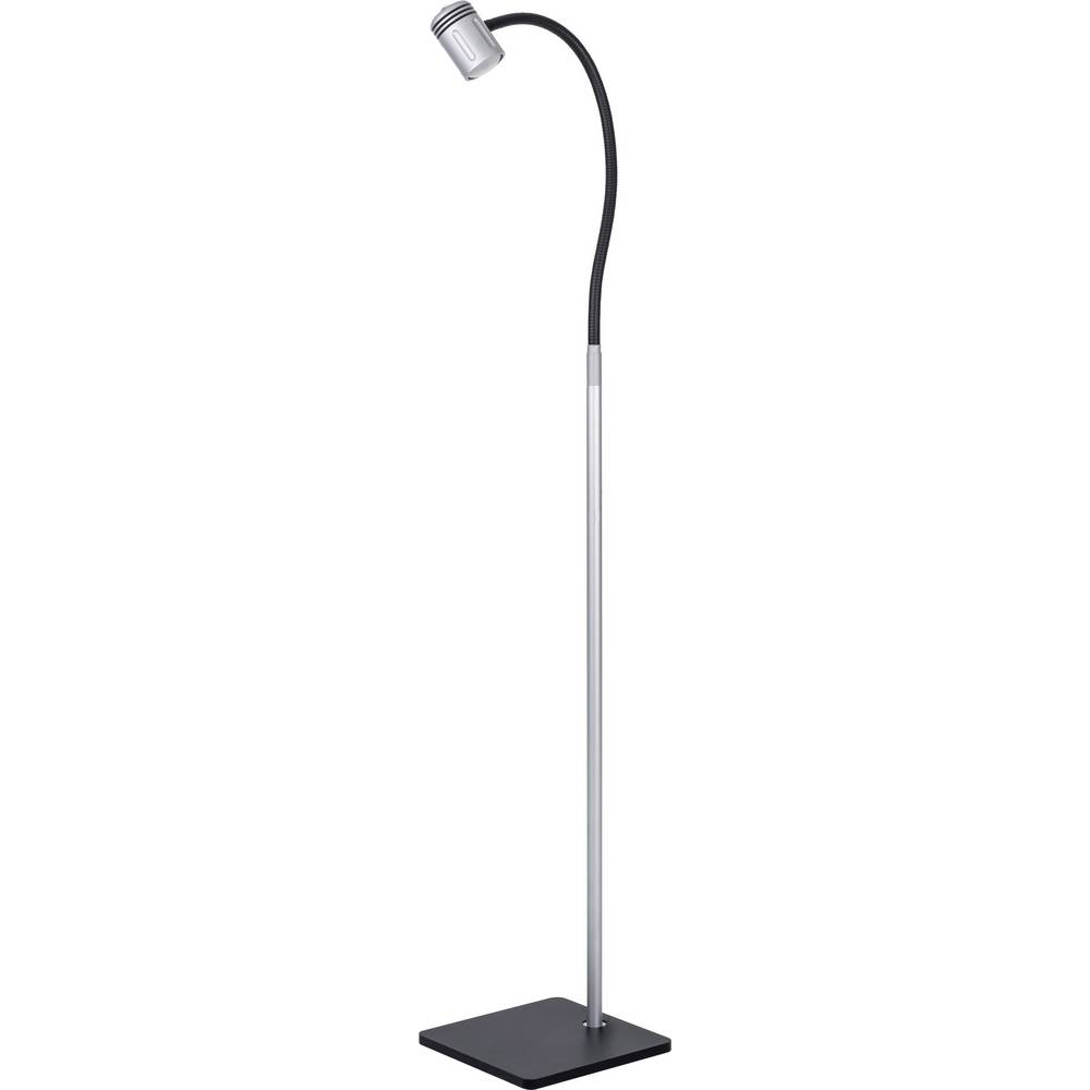 LED podna svjetiljka 9 W hladna bijela less'n'more Prolyx P-SL aluminij