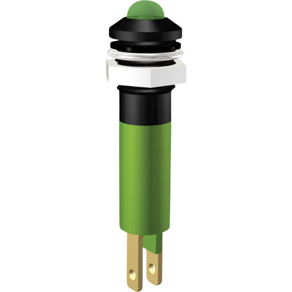 LED signalno svjetlo, plavo 24 V/DC Signal Construct SWRU08424