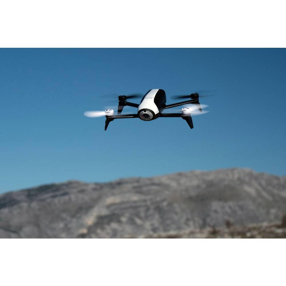 Parrot Bebop Drone 2 beli kvadrokopter RtF