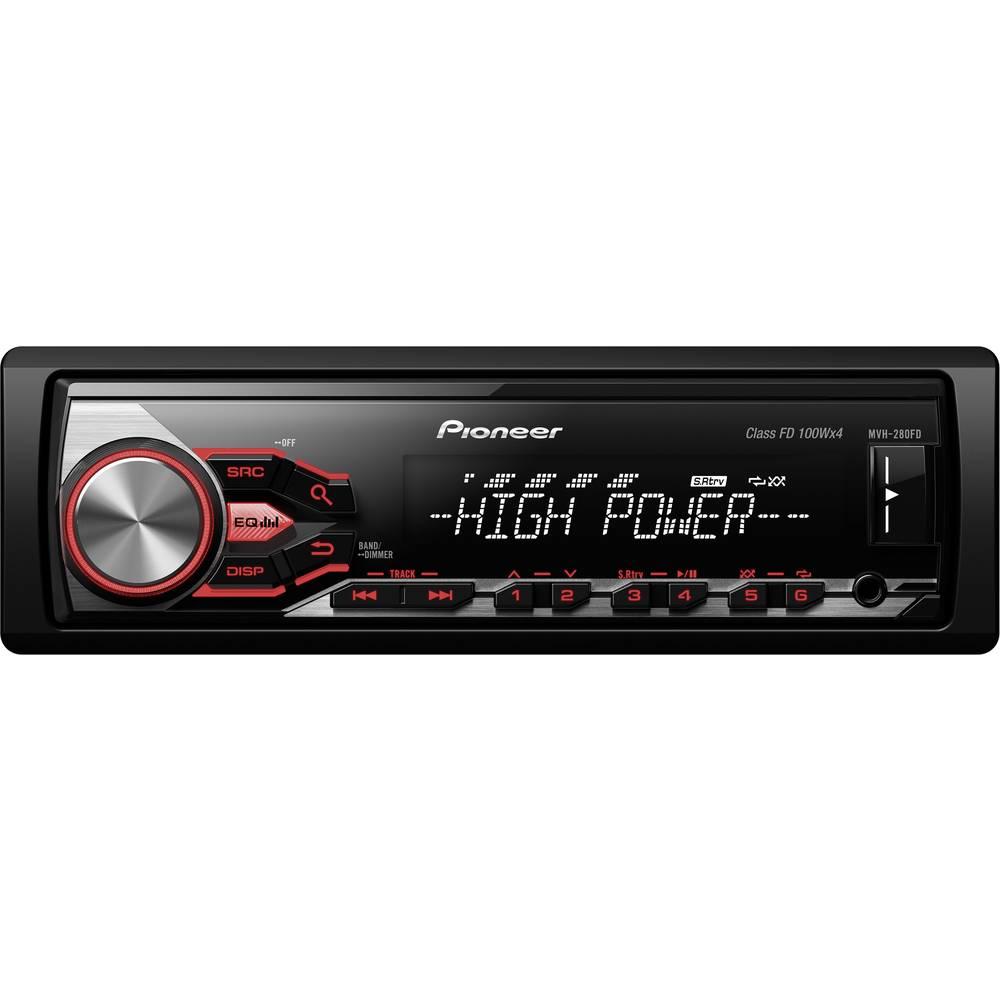Autoradio Pioneer MVH-280FD