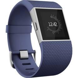 Športna ura FitBit Surge, velikost S, Bluetooth, modra