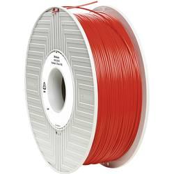 3D-skrivare Filament Verbatim 55270 PLA-plast 1.75 mm Röd 1 kg