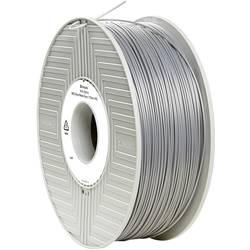 3D-skrivare Filament Verbatim 55016 ABS-plast 1.75 mm Silver-metallic (matt) 1 kg