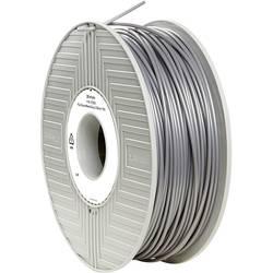 3D-skrivare Filament Verbatim 55283 PLA-plast 2.85 mm Silver-metallic (matt) 1 kg