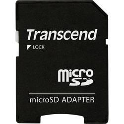 Transcend 12-5230 adapter za sd-kartico Prirejeno po: kartica microsd Prilagojeno na: sd-kartica