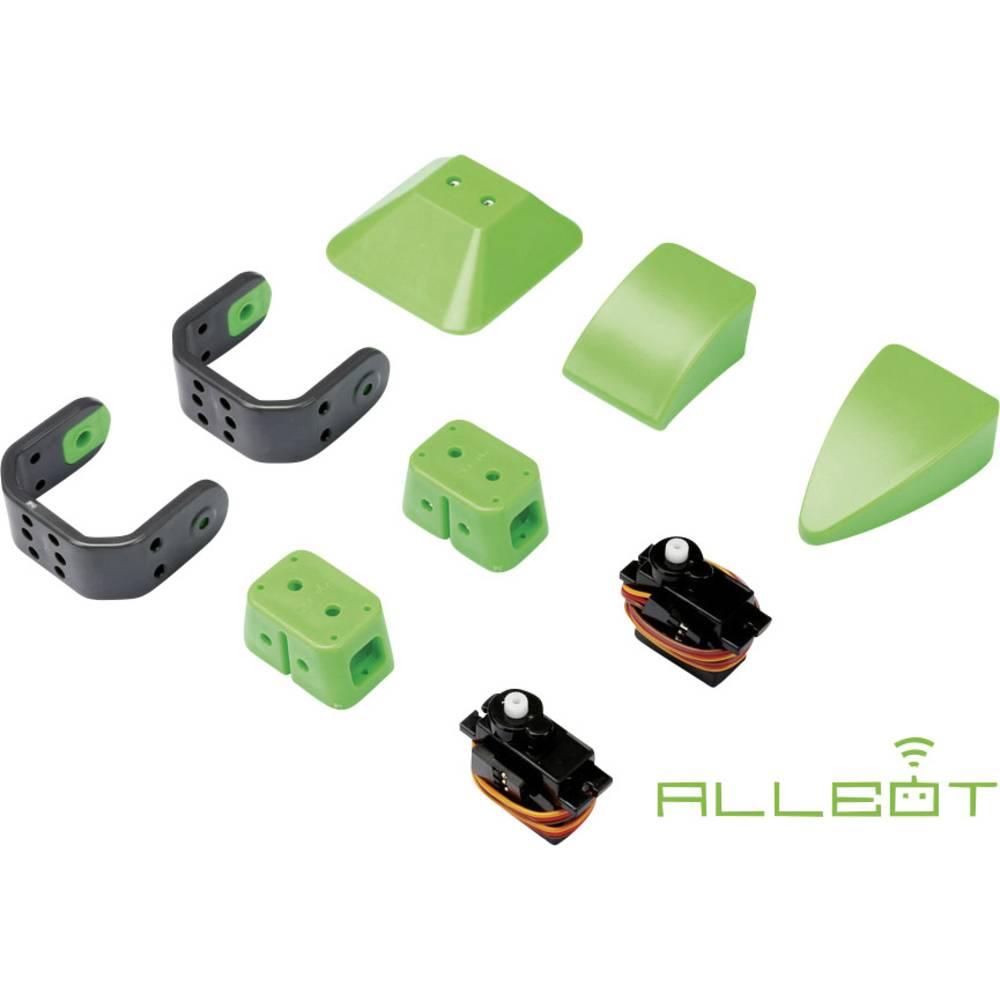 Velleman Komplet za sestavljanje robotske noge ALLBOT®-opcija, noga z 2 servo motorjema VR012