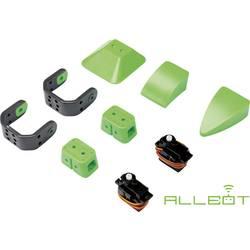 Robot byggesæt Velleman ALLBOT®-Option Bein mit 2 Servos VR012 Byggesæt, Byggemodul 1 stk
