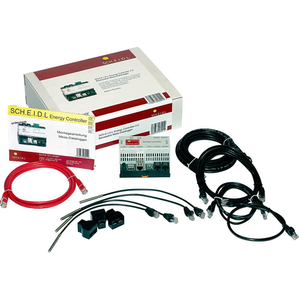 Večnamenski zapisovalnik podatkov SCH.E.I.D.L Energy Controller -50 do 125 °C
