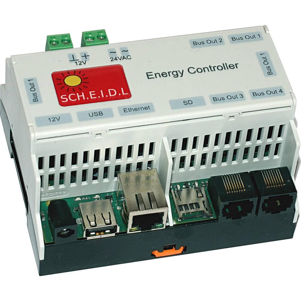 Večnamenski zapisovalnik podatkov SCH.E.I.D.L Starterpaket Multi-Datalogger -50 do 125 °C Kalibrirano Tovarniški standardi (last