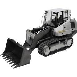 Carson 500907111 Nakladalec Liebherr LR634 1:14 posebna vozila za sestavljanje
