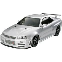 Model avtomobila Tamiya Nismo R34 GT-R, 1:10, nelakiran, 300051246