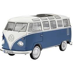 Avtomobilski model Revell 07009 Volkswagen T1 Bus Samba, za sestavljanje