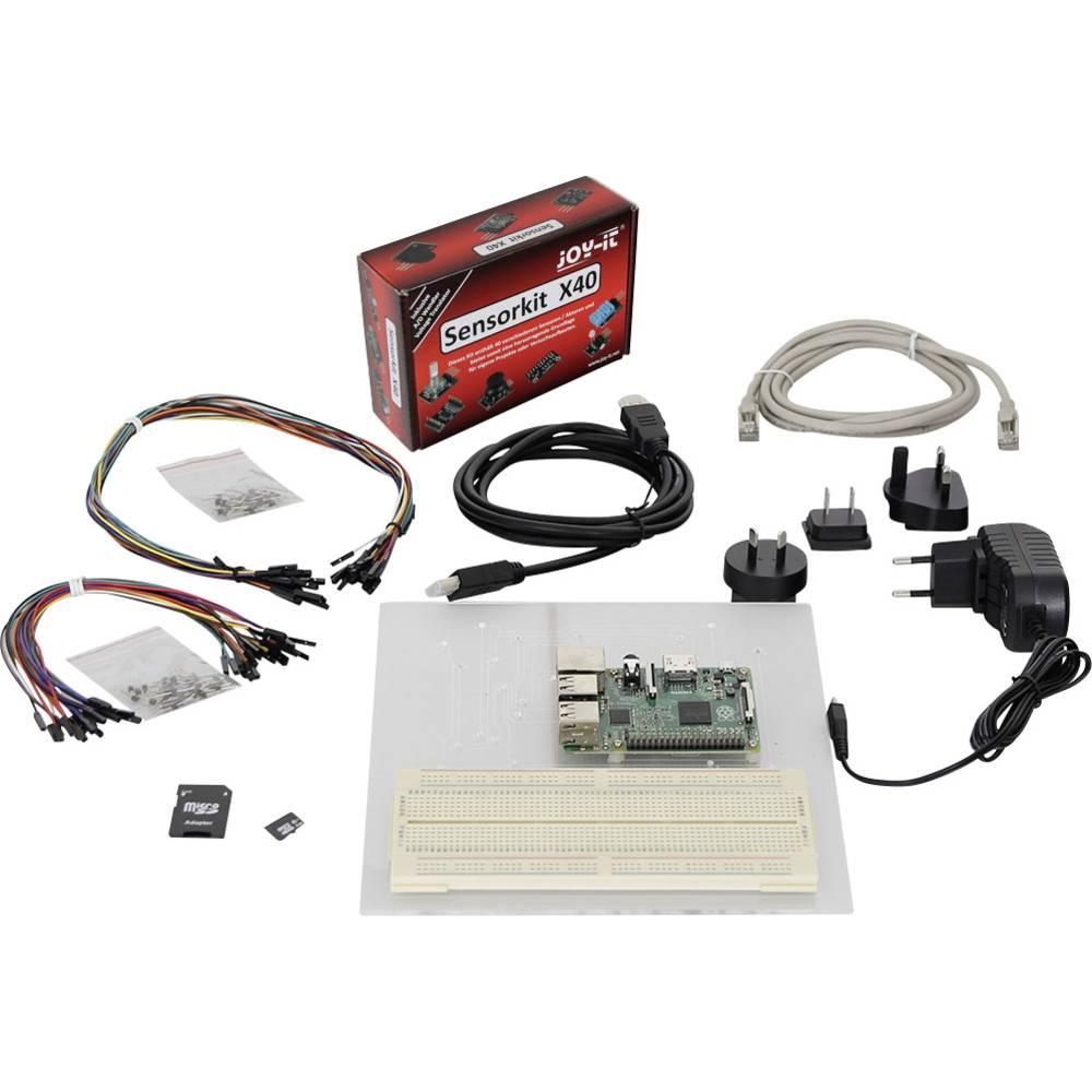 Raspberry Pi® 3 Model B, 1 GB, vključ. napajalnik in programsko opremo