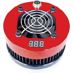 Powerspot Mini Thermix Red MINITHER-R termogenerator-polnilnik rdeča