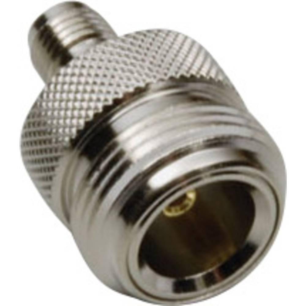SMA-adapter SMA-tilslutning - N-tilslutning BKL Electronic 0409047 1 stk