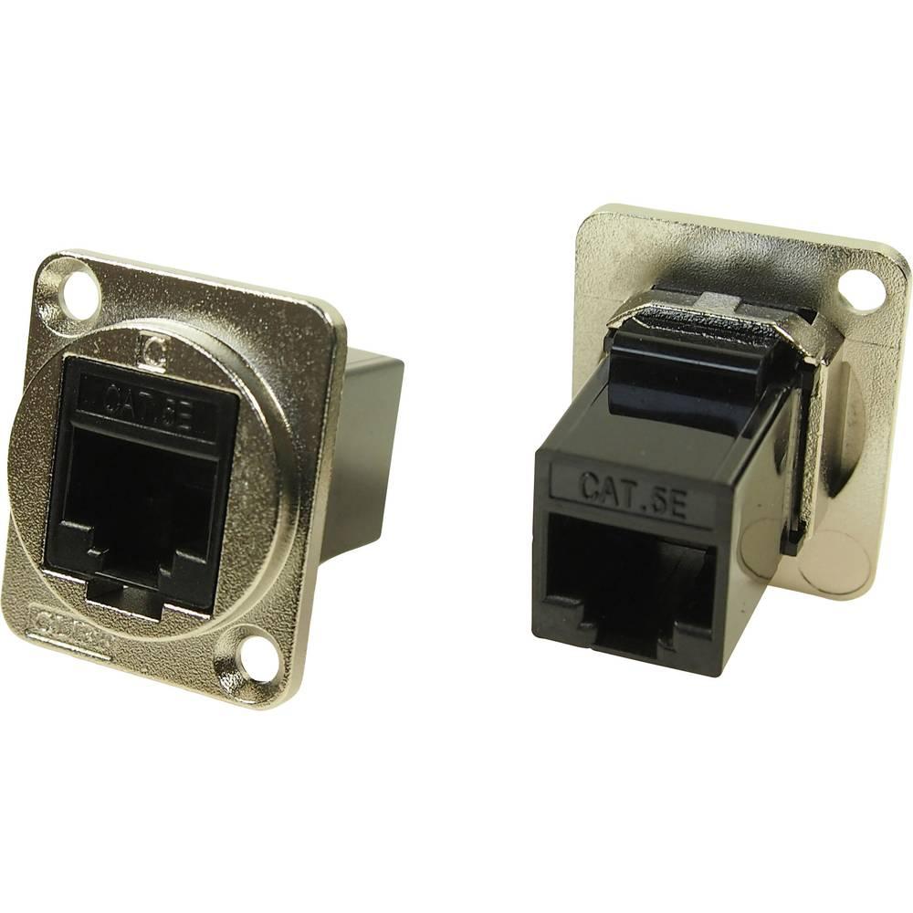 XLR adapter UTP RJ45 Cat5e adapter, vgradni CP30220M Cliff vsebina: 1 kos