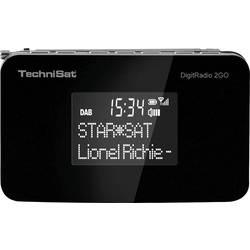 DAB+ Radio TechniSat DigitRadio 2Go žepni radio, polnilni, črna