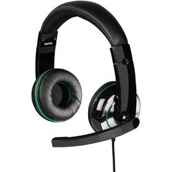 Gaming-headset Hama XBOX ONE Headset Insomnia Ice Over Ear Svart